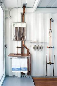 10 favorites exposed copper pipes as decor by With exposed bathroom plumbing
