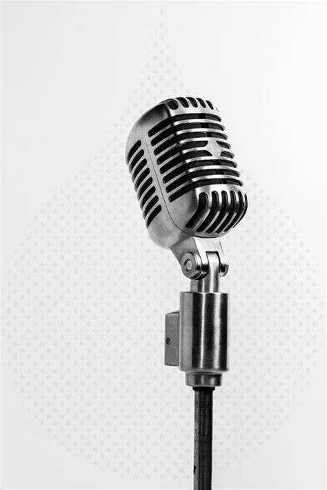 Pin by Tlctracyc69 on Tattoos in 2020 | Vintage microphone