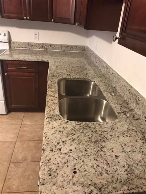 kitchen sinks dallas dallas white granite countertop and stainless steel 2999
