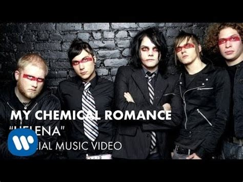 chemical romance helena official  video youtube