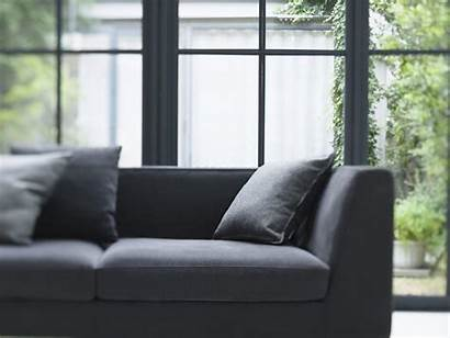 Sofa Wallpapers Desktop Couch Grey Pc Gray