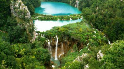 Plitvice Lakes National Park Croatia Europe Insanewe