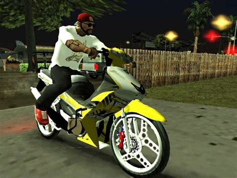 Scoopyi Modified by Gta San Andreas Scooter Mods And Downloads Gtainside