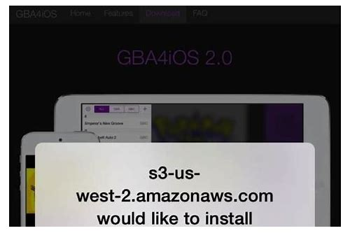 gba4ios 2 wont download