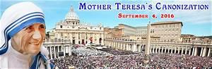 Canonization of Mother Teresa Catholic Pilgrimages 206 Tours