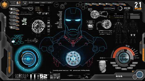 Space Abstract Wallpaper Hd Iron Man Wallpaper Jarvis Desktop Hd Desktop Wallpapers 4k Hd