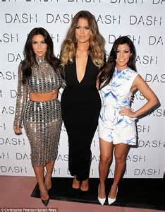 Kim, Khloe and Kourtney Kardashian sex up their denim as ...