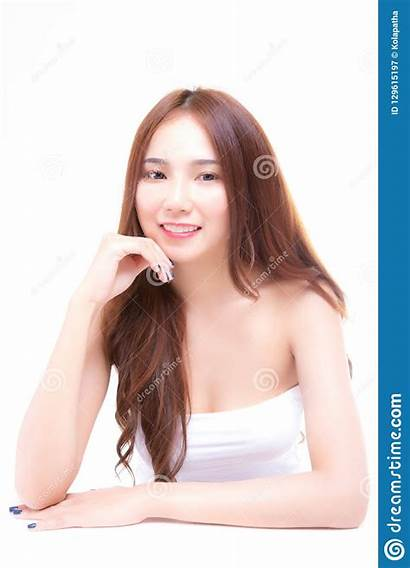 Charming Woman Attractive Portrait Nice Tube Glamour
