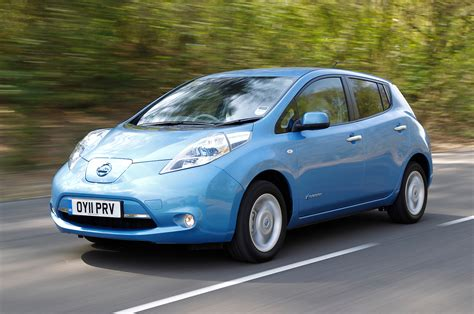 Nissan Electric Car by Nissan Leaf Review Autocar