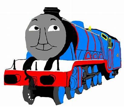 Gordon Engine Cartoon Deviantart Think Favourites