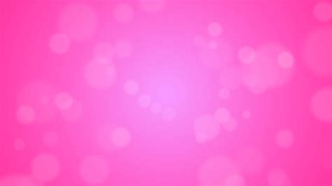 Pink Abstract Lights Bokeh Background Loopdownload Free