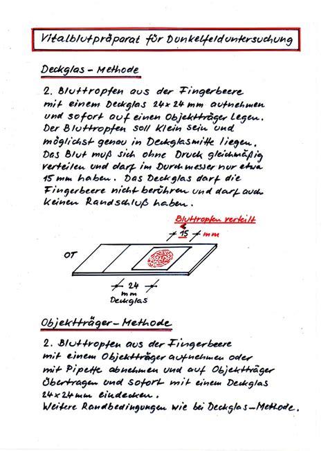 Kleine Mikroskopische Hämatologie In Bildern • Teil 3