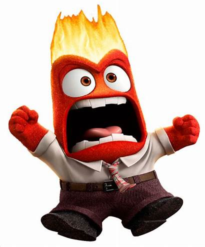 Anger Inside Clipart Mad Emotion Irritated Brain
