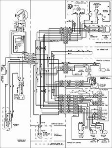 Amana Refrigerator  Amana Refrigerator Control Board Schematic