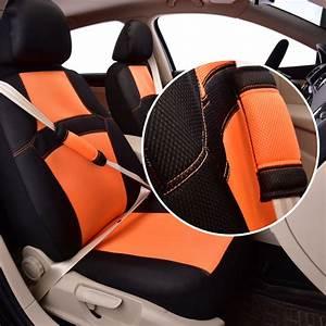 Compatibilité Siege Auto Et Voiture : car pass housse de siege voiture universelle orange conception de maille 14 pi ces ~ Medecine-chirurgie-esthetiques.com Avis de Voitures