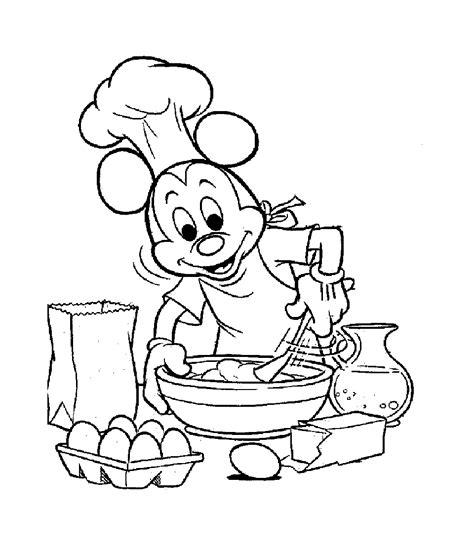 cuisiner de a à z coloriage cuisine les beaux dessins de autres à imprimer