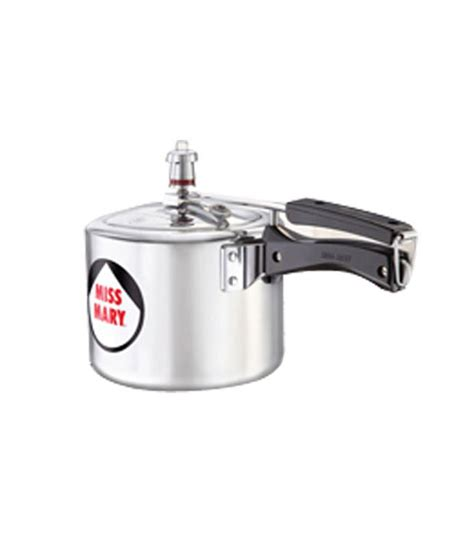 litre cooker pressure hawkins mary miss lid inner cookware aluminium cookers india snapdeal