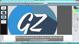 Logiciel Pour Créer Un Logo : tuto cr er un logo en flat design avec photofiltre youtube ~ Medecine-chirurgie-esthetiques.com Avis de Voitures