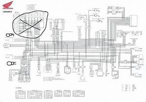 1989 Honda Cbr 600 Wiring Diagram