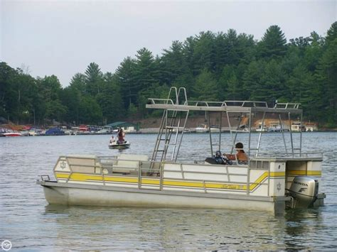 Deck Boats For Sale Nc by Used Power Boats Deck Boat Boats For Sale In