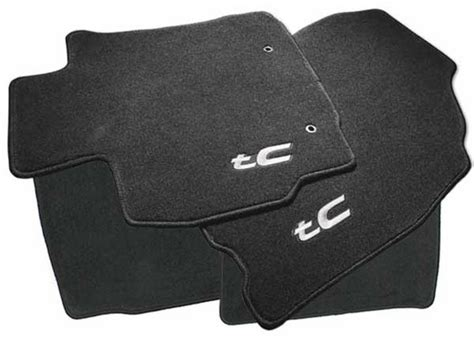 scion tc floor mats 2013 new 2011 2013 scion tc carpeted floor mats from