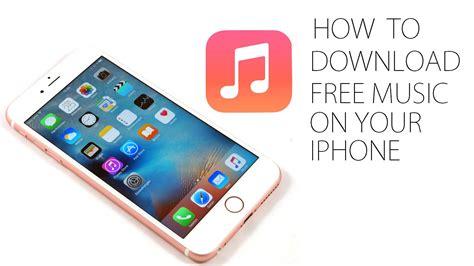 free music on iphone beragam aplikasi musik tanpa kuota atau offline untuk Free