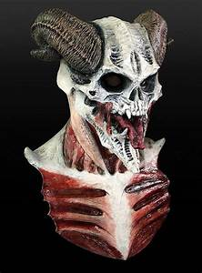 Bones Demon Mask