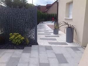 amenagement de jardin meilleures images d39inspiration With marvelous amenagement jardin avec pierres 17 maconnerie de jardin