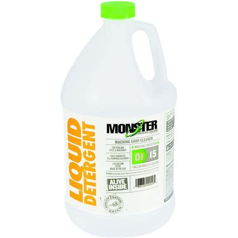Product Pressure Washer Liquid Detergent — 1 Gallon