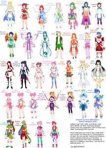Pokemon Game Character Names