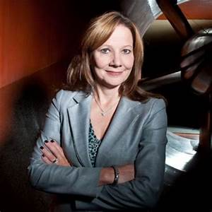 GM's Mary Barra: The Most Important Woman In The Auto Industry