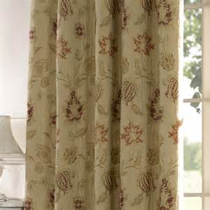 Blue Voile Curtains by Clova Heavyweight Pencil Pleat Tapestry Ready Made