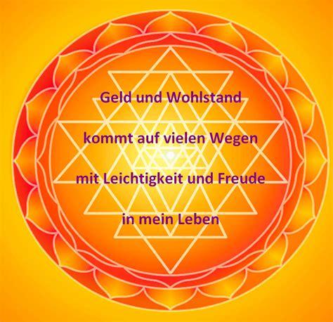 Symbol Für Reichtum Und Wohlstand by Affirmationen F 252 R Wohlstand Und F 252 Lle Herzresonanz