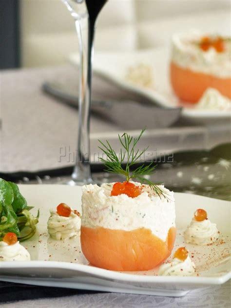 bavarois de saumon fume au chevre frais philandcocuisine