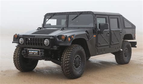 lamborghini humvee bob lutz is now selling new hummer h1s in china