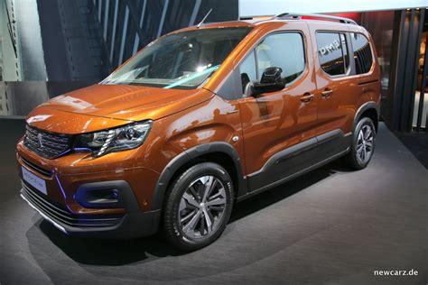 Peugeot Rifter  Alltag Und Abenteuer Als Berufung
