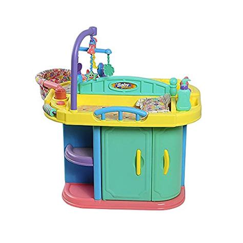 baby doll changing table and care center cp toys baby doll changing table and care center with