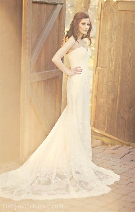 Country Wedding Dresses Tulle And Chantilly Wedding Blog