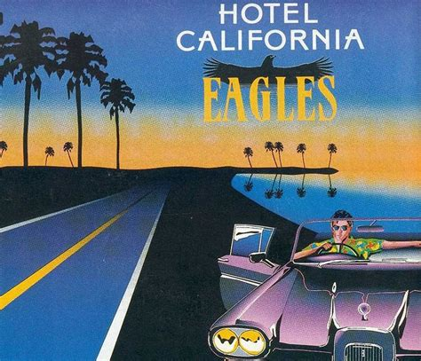 "История песни ""hotel California"" Eagles Rockhit"