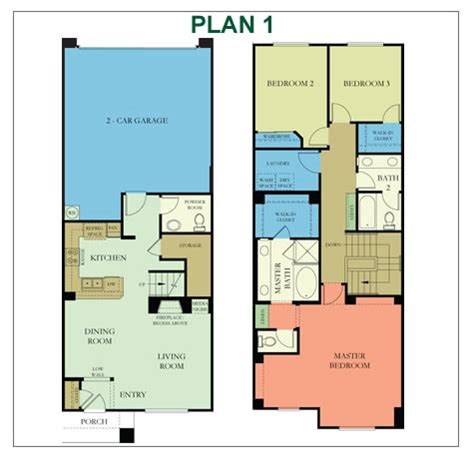 cal poly room floor plans fair oaks walk phase 1 floor plans