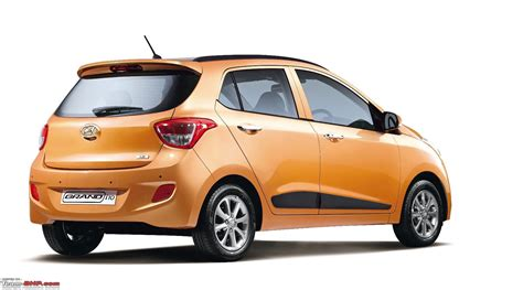 Hyundai Grand I10 Picture by Hyundai Grand I10 Preview Team Bhp