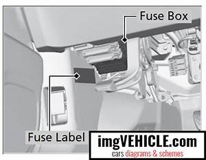 Honda Pilot Iii Fuse Box Diagrams  U0026 Schemes