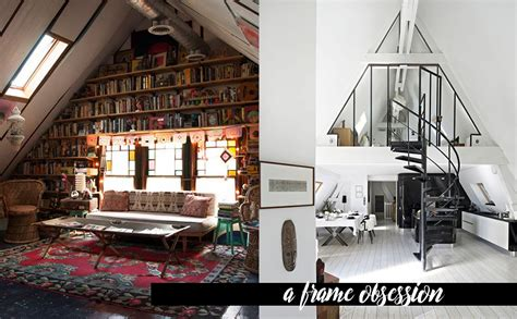 a frame home interiors beard a frame cabin obsession