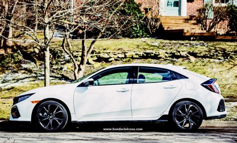 2019 Honda Civic Hatchback Redesign  Honda Civic Updates
