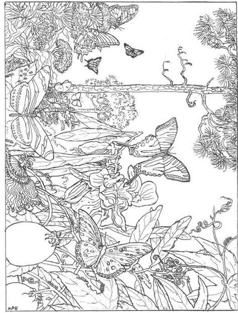 schaukel für erwachsene garten ausmalbilder erwachsene natur 695 malvorlage erwachsene