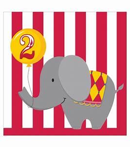 2 Geburtstag Junge Deko : servietten kleiner zirkus 1 geburtstag 16 st ck baby belly party ~ Frokenaadalensverden.com Haus und Dekorationen