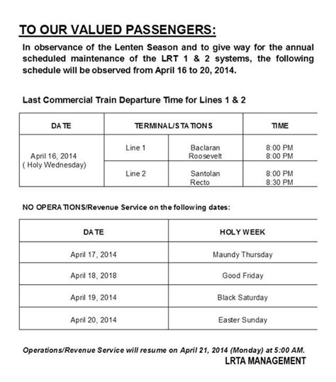 Mrt Resume After Holy Week by No Lrt Mrt Operations From April 17 To 20 The Scribe