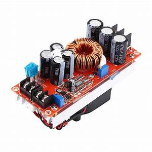 1200w 20a Dc Dc Step Up Boost Converter Constant Current