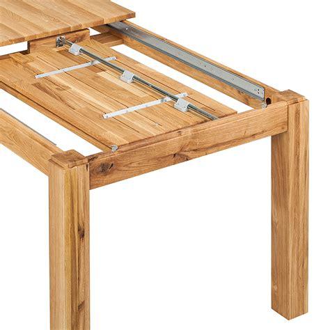 Küchentisch Holz Ausziehbar by Esstisch Wildeiche Massiv 140x90 Ausziehbar K 252 Chentisch