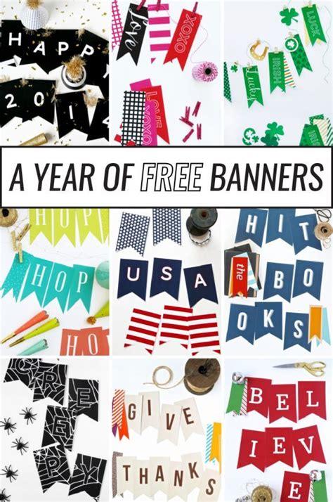 ideas   printable banner  pinterest